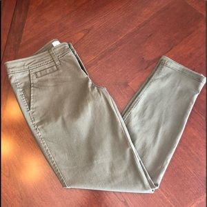 Stitch Fix Market & Spruce Skinny Pants Size 6P